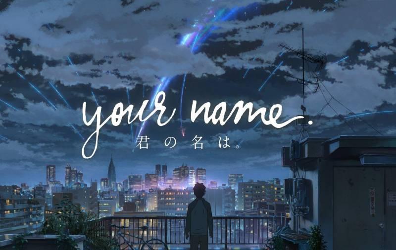 Your Name : un chef d'oeuvre d'animation venu du Japon